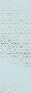 10x30 Sketch Mavi Dekor Parlak 8 Li