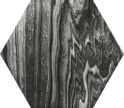 20x23,2 Efes Marble Siyah Mat