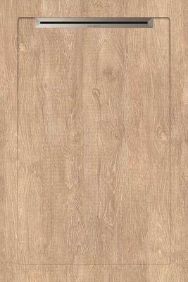 80x120 Aquanit Oakwood Açık Kahve Slope Lıne