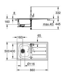 Bau Eviye Ve Batarya Seti (31562SD0) - Thumbnail