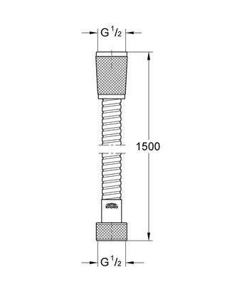 Relexaflex Metal Hortum (28143000)